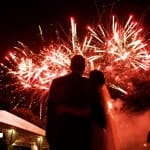 Hochzeitsfeuerwerke